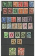 GB - 1937-48 King George VI Definitives Used       Sc 235 Up - 1902-1951 (Re)