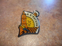 Lot 063 -- Pin's La St Patern 1991 - Steden