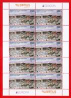 Armenien/Armenie/Armenia 2020, International. Europa  CEPT, Ancient Postal Routes, MS - MNH - Sin Clasificación