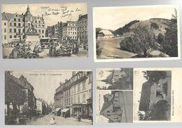 Lot De 90 Cartes D' ALLEMAGNE, Deutschland - Postcards