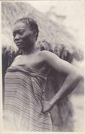 Congo Belge +/- 1928 Katanga Photo Carte Tatouage Scarification - Guerre, Militaire