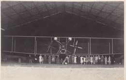 Congo Belge +/- 1928 Katanga Normalement Photo Carte Avion Biplan - Guerre, Militaire