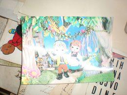 3 D Postcards Hansel Und Gretel - Cuentos, Fabulas Y Leyendas