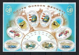 FRANCE  Blocs&Feuillets :  ''Coupe Gordon Bennett'' Neuf**  TTB - Nuovi