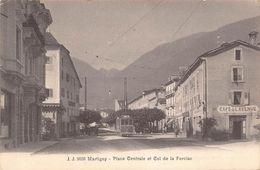 Martigny  Tram - VS Valais