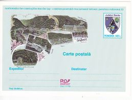 1999 , Romania , Roumanie , Slanic Moldova , Pre-paid Postcard - Rumänien