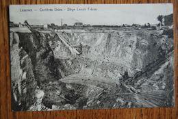 3008/ LESSINES - Carrières Unies - Siège Lenoir Frères - Mineral
