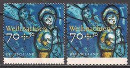 Deutschland  (2018)  Mi.Nr.  3418 + 3422  Gest. / Used  (8gj33) - BRD