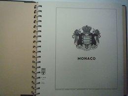Collection En Album LINDNER De MONACO 1943 à 1965 Neuf**/* -  39 Scans - Timbres