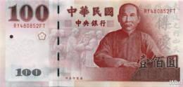Taiwan 100 NT$ (P1991) (Pref: RY) -UNC- - Taiwan