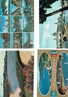 LOT DE 525 CARTES DU MONDE ENTIER  PERIODE  A PARTIR DE 1960  REF01 - Cartes Postales