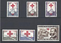 Nr 1096 -1101 Gestempeld - Belgium