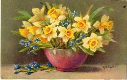 Vaso Con Fiori - Formato Piccolo - Flowers