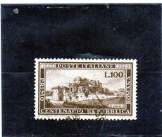 B - 1949 Italia - Repubblica Romana - 1946-.. République