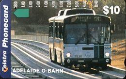 AUSTRALIE  -  Telstra  -  Adelaide O-Bahn  -  $ 10 - Australia