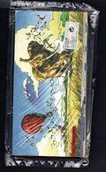 G43 France Bloc Souvenir N° Jules Vernes Sous Blister (vendu 15 Euros Par La Poste) - Souvenir Blokken