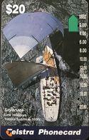 AUSTRALIE  -  Telstra   -  Syonara 1995  -  $ 20 - Australia