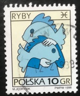 Polska - Poland - Polen - P1/6 - (°)used - Symbolen Van De Dierenriem - Michel Nr. 3612x - Vissen - Astrologie