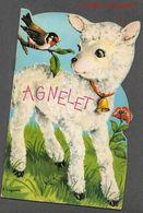 Agnelet - Agneau Petti Mouton - Avec Illustation De Lagarde / Livre Illustré Pour Enfants  / 1966 / Bien Lire Descriptif - Bücher, Zeitschriften, Comics