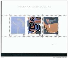 Por. Block 067 Gemälde Postfrisch  MNH ** - Blocks & Kleinbögen
