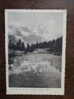 L27/1806 IL CERVINO . E LAGO BLEU - Aosta
