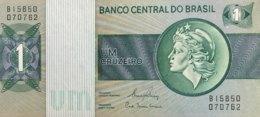 Brazil 1 Cruzeiro, P-191Ac (1972) - UNC - Brasilien