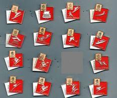 Lot De 16 Pin's JO Albertville 92 - Jeux Olympiques