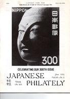 JAPANESE PHILATELY JUNE 1993 VOL 48 N°3 - Magazines