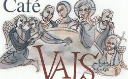 Café Vals - Carte De Visite - France - Visiting Cards