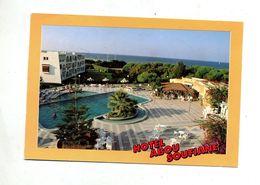 Carte Hotel Abou Soufiane Flamme Sur Tapis - Tunisia