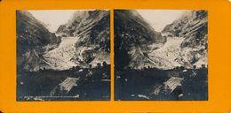 Stereo, Suisse, Grindelwald, Glacier, S.I.P.. - Visionneuses Stéréoscopiques