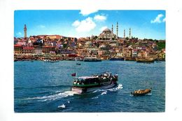 Carte Istanbul Cachet Sur Vitesse - Turchia