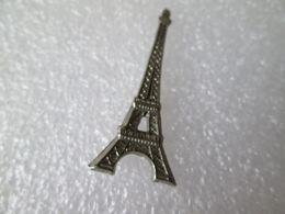 PIN'S   TOUR EIFFEL  PARIS - Steden