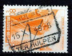 "TR 271 - ""LA HULPE 1 - TER HULPEN"" - (ref. 32.184) - Railway"
