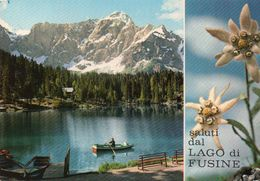 LAGO Di FUSINE - Italy