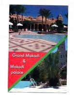 Carte Hotel Makadi Cachet Caire Sur Pyramide  Sphinx - Egypt