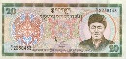 Bhutan 20 Ngultrum, P-23 (2000) - UNC - Bhoutan
