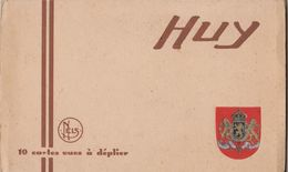 Huy, Carnet De 10 Cartes. Belgique. - Huy