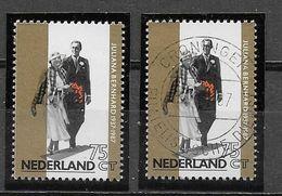 Nederland - 1987 - Yv.1280 - ** En O - Gouden Bruiloft - - Periodo 1980 - ... (Beatrix)