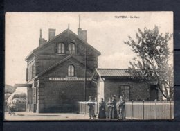 59 - Watten - La Gare - France