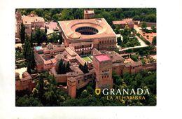 Carte Granada Flamme Presidence Europe - Espagne