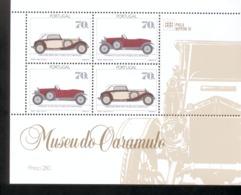 Por. Block 081 Briefmarkenausstellung Neuf  ** Postfrisch MNH - Blocks & Kleinbögen