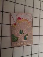 316b Pin's Pins / Beau Et Rare / THEME : VILLES / LE FORT DE JOUX Par DIMO - Steden