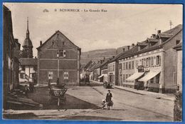 CPA 67 SCHIRMECK - Grande Rue - Schirmeck