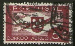 PORTUGAL-Yv. A° 6-N-23078 - Oblitérés
