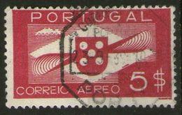 PORTUGAL-Yv. A° 6-N-23079 - Oblitérés