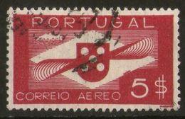 PORTUGAL-Yv. A° 6-N-23080 - Oblitérés
