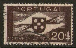 PORTUGAL-Yv. A° 9-N-23081 - Oblitérés