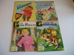 Lot N° 7-4 Livres- - Libri, Riviste, Fumetti