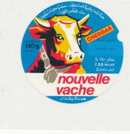 Y 605 /   ETIQUETTE DE FROMAGE - PICON  NOUVELLE VACHE    CHEDDAR - Käse